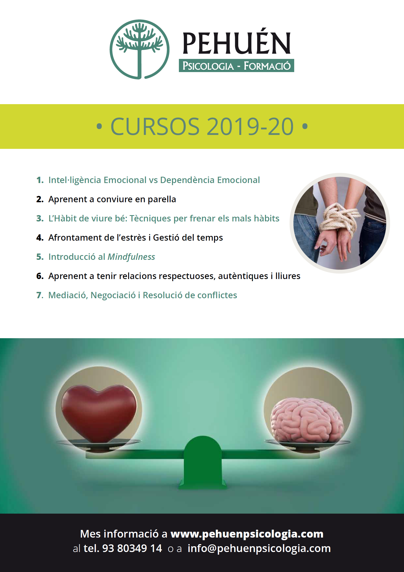 Inici Cursos 2019-20